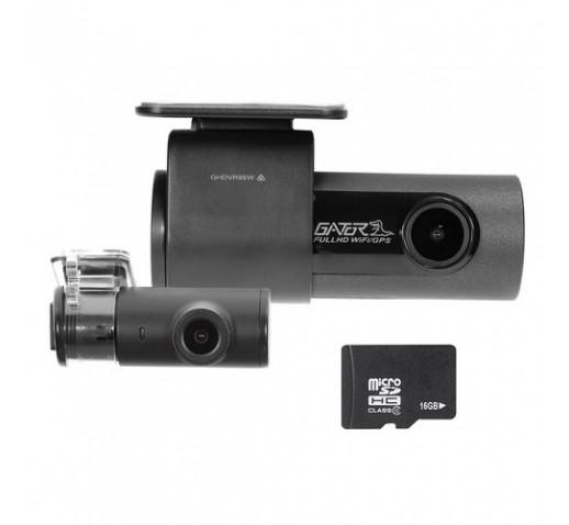 FULL HD 1080P WIFI FRONT & REAR DASH CAM