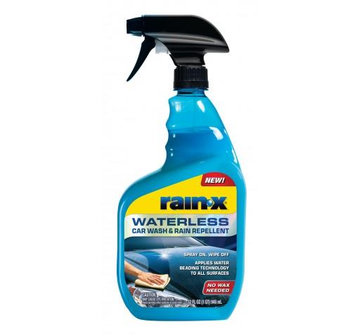 WATERLESS CARWASH & RAIN REPELLENT 946ML