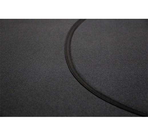 BLACK CANVAS FRONT SEAT COVER - COLORADO TRAILBLAZER DMAX MU-X