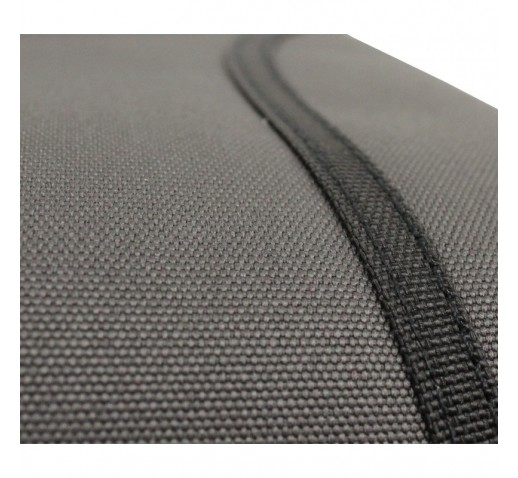 GREY CANVAS FRONT SEAT COVER - EVEREST/RANGER/BT50