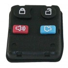 FORD MAZDA 4 BUTTON REPLACEMENT FOR REMOTE