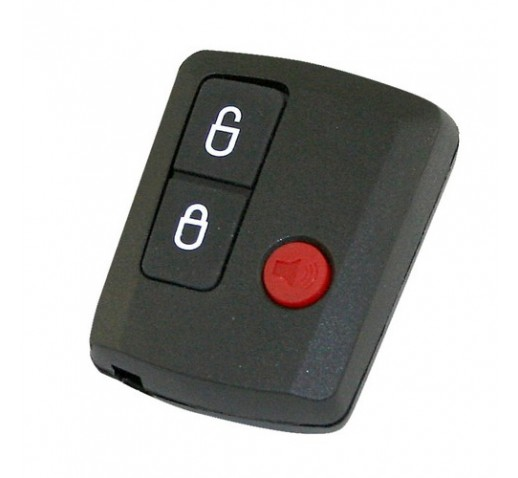 FORD BA-BF 3 BUTTON REMOTE SHELL REPLACEMENT