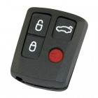 FORD BA-BF 4 BUTTON REMOTE SHELL REPLACEMENT