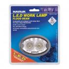 W/LAMP LED 9-64V OVAL 1000LM