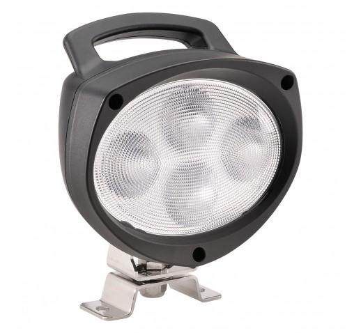 W/LAMP MINI SENATOR LED 9-33V FLOOD