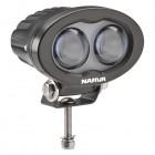 TWIN LED FORKLIFT SAFETY LAMP BLUE