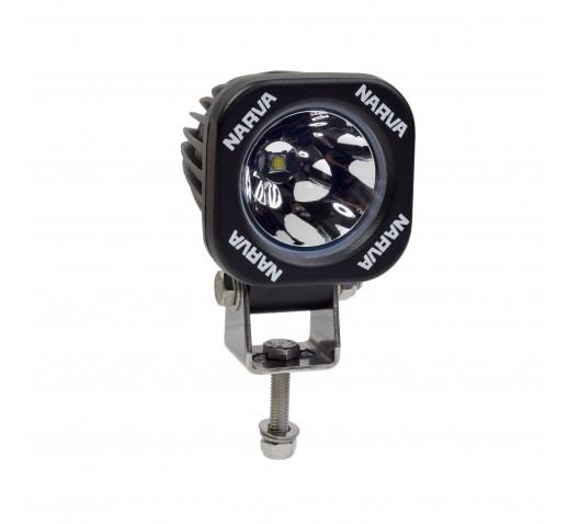 W/LAMP 1X10W 9-33V LED SQUARE SPOT BEAM