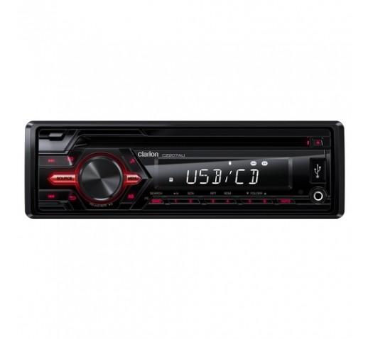 S/DIN USB/AUX-IN/SD/MP3/WMA RECEIVER