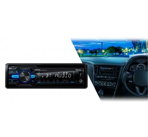 S/DIN USB/AUX-IN/SD/MP3/WMA BT RECEIVER