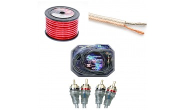 Amp Kits & Cables